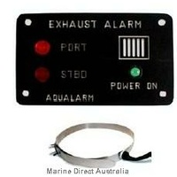 Exhaust Temperature Alarm System- Single Engine