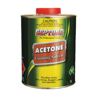 261262     BLA  Part     ACETONE CLEANING SOLVENT 1L