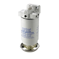 340VTEPB   Vetus Marine  Water sep./fuel   filter 380l/h, pump 10mic CE