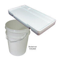 394880     BLA Marine     CUTTING BOARD T/S 20L PAIL WHITE