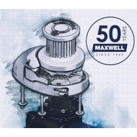 Maxwell Winch     7038     Bi-Square extension piece, 150mm long