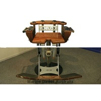Back Mount Launcher for Reelax Teak Grander 8.0