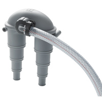 ASDH   Vetus Marine  Anti Syphon Device with valve, 13 - 32 mm
