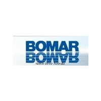 Bomar Hatch     FIXED 616 WHITE/TINT SS T-RING 171534