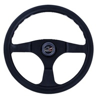 Multiflex     LM-W-1B     Alpha Steering Wheel - Black