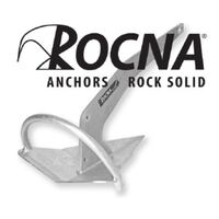 Rocna Anchor 40kg/88lbs Galvanised