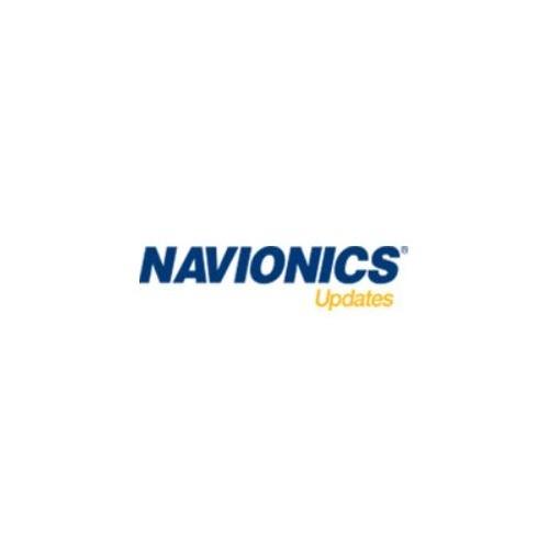 Navionics+ Updates